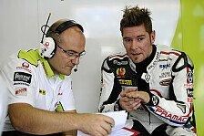 MotoGP - Cudlin zu groß für Barberas Maschine