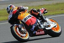 MotoGP - Pedrosa gewinnt chaotischen Japan GP
