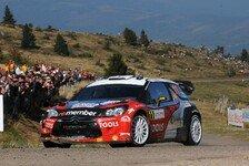 WRC - Solberg setzt Ausrufezeichen im Shakedown