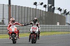 MotoGP - Hayden setzt Hoffnung in Spies