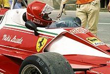 Zum Tod von Niki Lauda: Highlights einer legendären F1-Karriere
