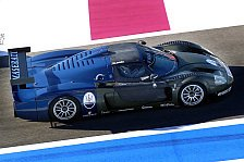 Mehr Motorsport - Bertolini setzte Maserati-Tests in Le Castellet fort