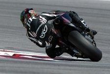 MotoGP - Qatar Test, Tag 2: Tamada knapp vor Capirossi