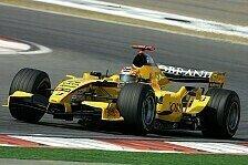 Formel 1 - Jordan: Unterschiedliche Strategien bei den Gelben