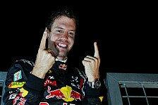 Formel 1 - Bilderserie: Japan GP - Fahrer-Analyse