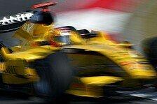 Formel 1 - Monteiro hat M16 bereits gesehen