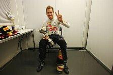 Formel 1 - Bilder: Japan GP - Sebastian Vettels WM-Feier