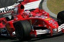 Formel 1 - Barrichello spricht Massa Mut zu