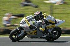 Moto2 - Sepang: Lüthi gewinnt Abbruchrennen, Bradl 2.