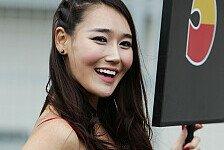Formel 1 - Bilder: Korea GP - Girls