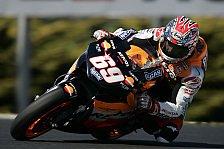 MotoGP - Australien GP: Hayden schlägt Rossi im Pole-Kampf