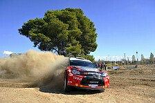 WRC - Solberg: So etwas noch nie erlebt