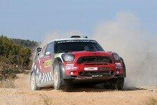 WRC - Sordo steht unter Druck