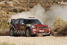 WRC - Mini will beim Heimevent überzeugen