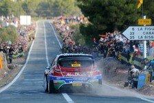 WRC - Latvala träumt vom ersten Sieg auf Asphalt