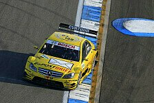 DTM - Umfrage: Coulthard muss mehr Leistung zeigen