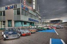 Mehr Motorsport - Jim Clark Revival 2012 am Hockenheimring