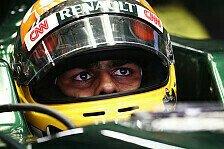 WEC - Chandhok bei JRM Racing als Fahrer bestätigt