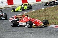 Formel 2 - Bortolotti auch beim Finale auf Pole