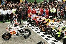 MotoGP - Video - The Rainband spielt für Marco Simoncelli