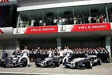 Formel 1 - FW28 mit neuen Ideen