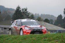 WRC - Solberg will in Wales Druck machen