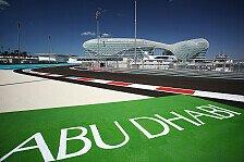 Formel 1 - Abu Dhabi GP: Die Streckenvorschau