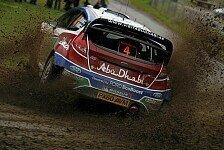 WRC - Wales: Loeb führt nach Tag zwei