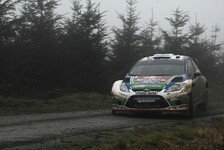 WRC - Latvala übernimmt Führung in Wales