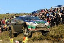 WRC - Tänak will in Wales an frühere Erfolge anknüpfen