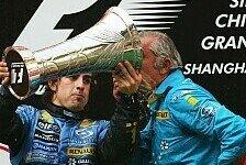 Formel 1 - Für Renault zählt nur die doppelte Titelverteidigung