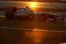 Formel 1 - Mercedes: Das Gelernte positiv umsetzen