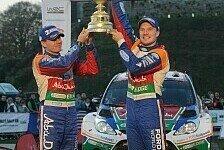 WRC - Großbritannien: Latvala/Solberg voller Tatendrang