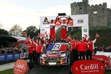 WRC - Bilder: Rallye Großbritannien - 13. Lauf