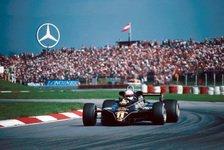 Formel 1 - Die Meilensteine der Formel 1 in Österreich