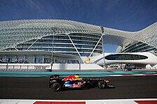 Formel 1 - Nächste Bestzeit von Vergne in Abu Dhabi