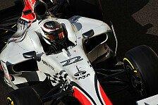 Formel 1 - HRT: Charouz darf im ersten Training ran