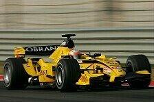 Formel 1 - Karthikeyan hofft auf F1-Verbleib