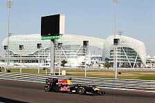 Formel 1 - Vergne sichert sich dritte Bestzeit in Folge