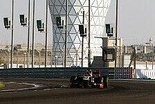 Formel 1 - Lotus Renault testete neue Teile