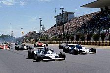 Formel 1 - Die Geschichte des Argentinien Grand Prix