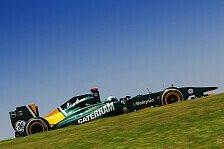 Formel 1 - Caterham bestätigt Umzug nach Leafield