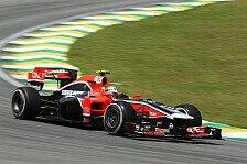 Formel 1 - Marussia verzichtet 2012 auf KERS