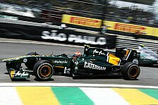 Formel 1 - Trulli: 2012 mit Caterham in die Punkte