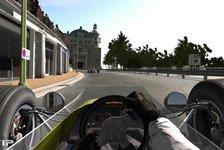 Games - rFactor 2: Weitere Zeitreise nach Monaco