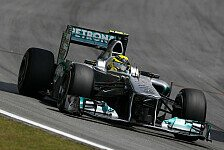 Formel 1 - Neuer Mercedes-Bolide heißt F1 W03