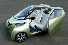 Auto - Realistische Studie: Nissan PIVO3