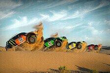 Dakar - Vorschau Dakar: Wer beerbt den Touareg?