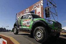 Dakar - Peterhansel ist erneut der Favorit in Südamerika