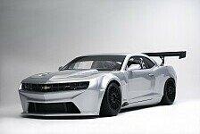 ADAC GT Masters - Chevrolet Camaro GT vorgestellt